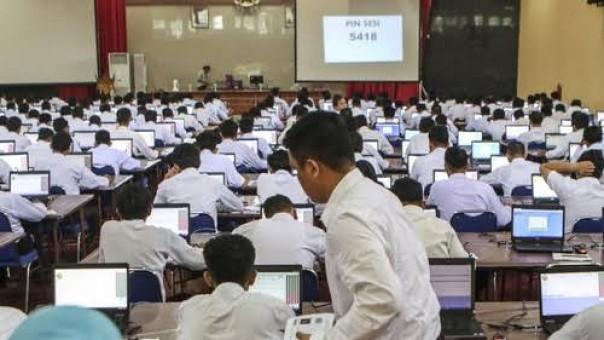 Ratusan pelamar CPNS Meranti yang tidak memenuhi syarat lakukan sanggahan (foto/int)
