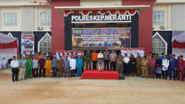 PT RAPP Siap Mendukung Pemerintah Daerah Dalam Program Zero Fire 2020