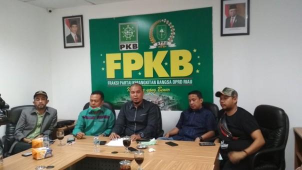PKB Riau Rekomendasi Pilkada dilaksanakan Tahun 2021