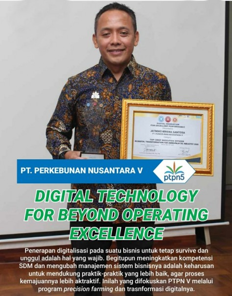 Digital Technology for Beyond Operating Excellence (foto/ist)